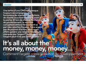 Débat n'GO: It's all about the money…