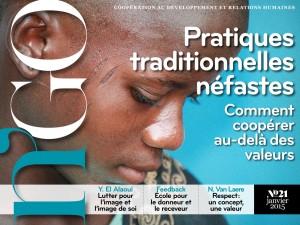 DÉBAT n'GO : «Pratiques traditionnelles néfastes : quels enjeux pour la coopération ?»