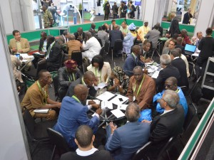 Speed dating entre maires africains