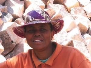Noëline Razanadrakoto. Révolution de pierre à Madagascar