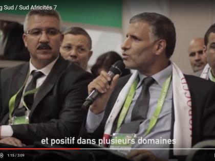 Dialogue Sud/Sud entre maires